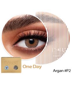 عدسات ذهب اليومية اللون ARGAN #28